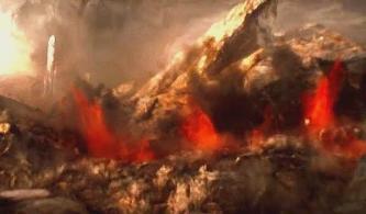 vulcano-destruido
