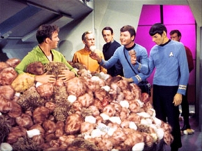 The Trouble With Tribbles cena