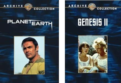 planet earth genensis II DVD
