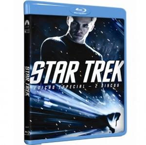 DVD blu-ray star trek