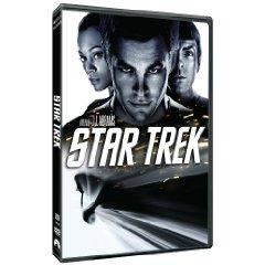 DVD star trek locação