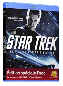 Star Trek BD fnac frança