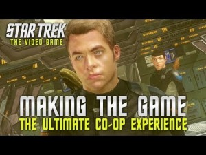 The Making of Star Trek The Game