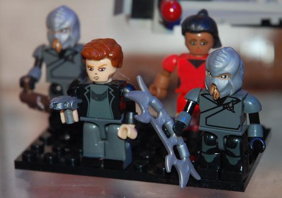 hasbro klingon uhura