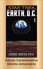 Capa de Star Trek: Earth, DC