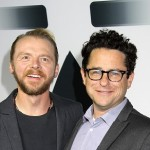 Abrams and Pegg