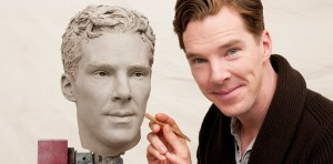 CUMBERBATCH IN WAX