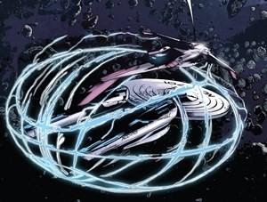 Star Trek #44 naves