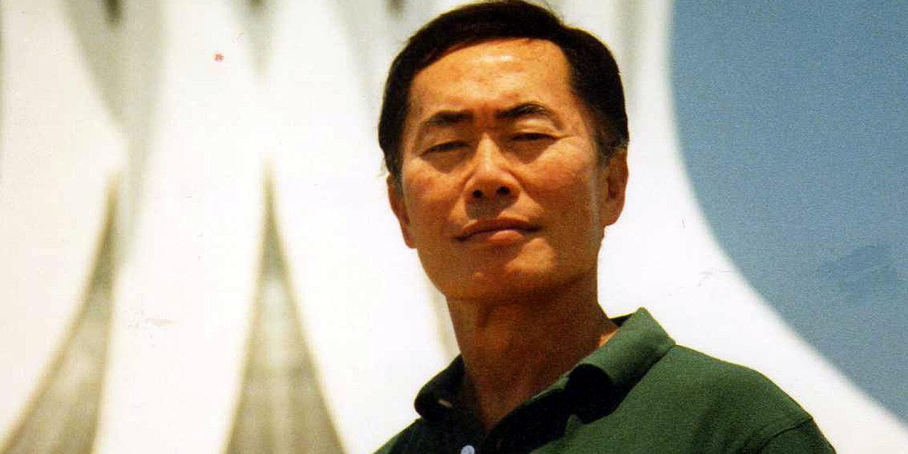 Relembre a convenção da Frota com George Takei, o Sulu, em 1996
