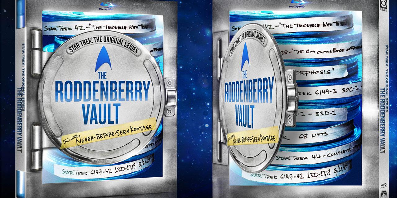 TB analisa The Roddenberry Vault