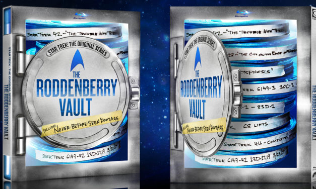 TB analisa The Roddenberry Vault
