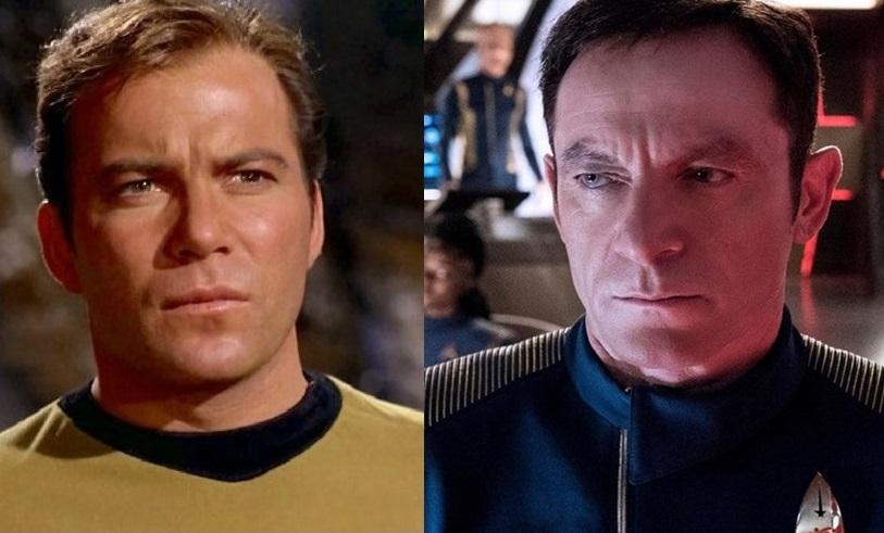 Shatner bloqueia ator de Discovery no Twitter