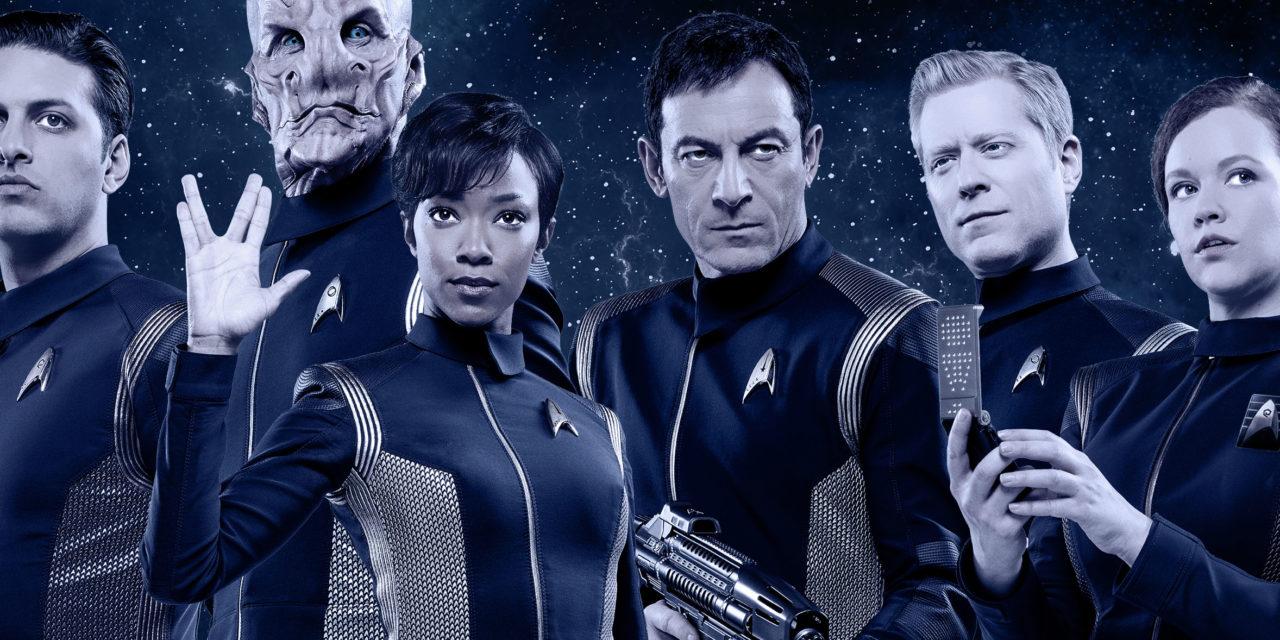 Entrevistas e novidades sobre Star Trek Discovery