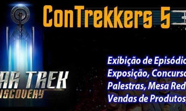 ConTrekkers promove debate sobre Star Trek: Discovery