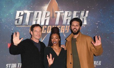 Trabalho para 2ª temporada de Discovery começará em breve