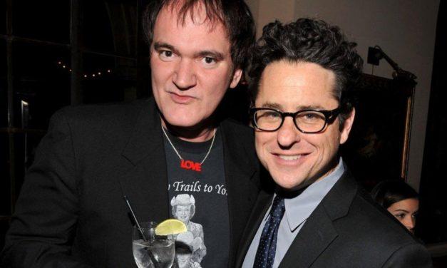Novo filme Star Trek pode surgir de Quentin Tarantino