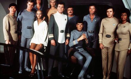 Há 38 anos estreava Jornada nas Estrelas: O Filme