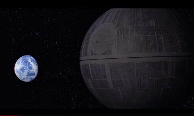 Trailer de fã mostra imaginário crossover entre Star Trek e Star Wars