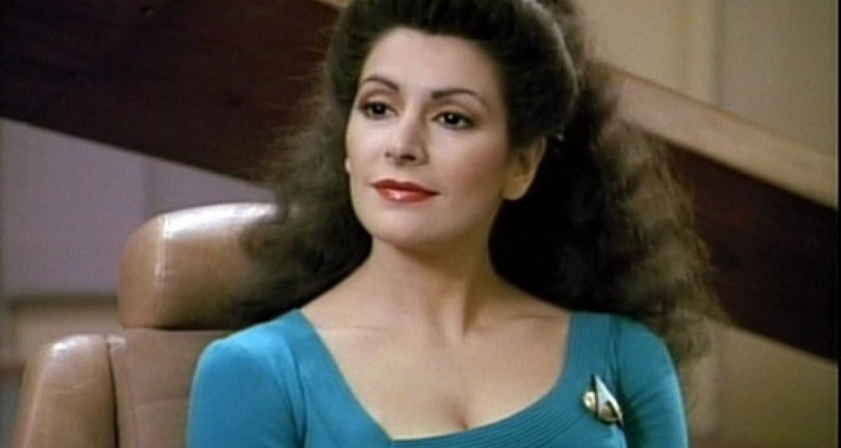 Deana troi and dr crusher sex