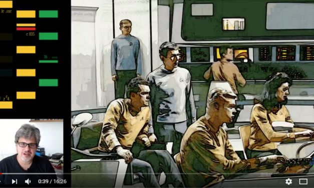 "Revisitando ""The Cage"" (Star Trek, TOS 1×00)"