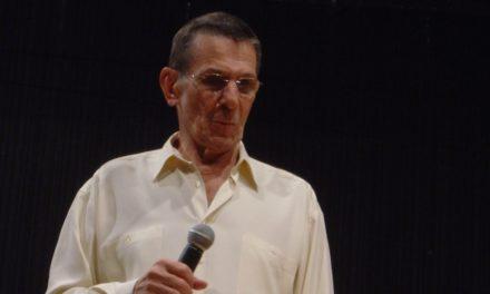 Ajude a trazer um ator de Star Trek ao Brasil!