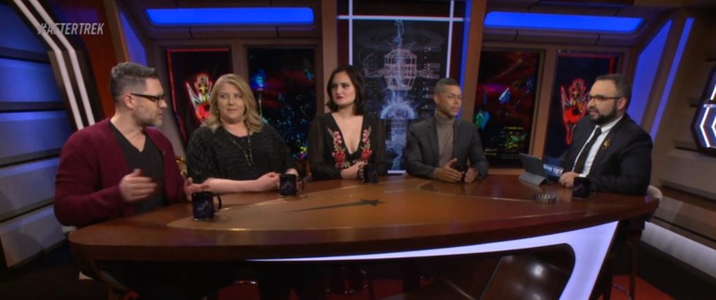 Produtores comentam episódio 10 em After Trek