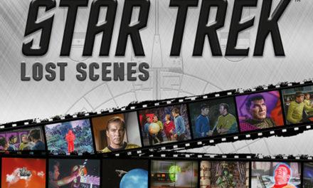 Livro Star Trek: Lost Scenes mostra cenas cortadas da série original