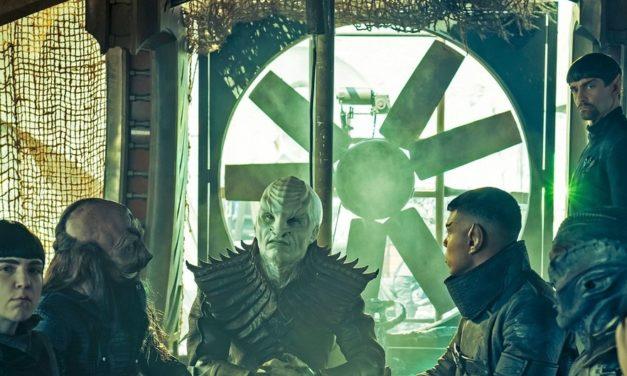 """Novos aliens no episódio """"The Wolf Inside"""""""