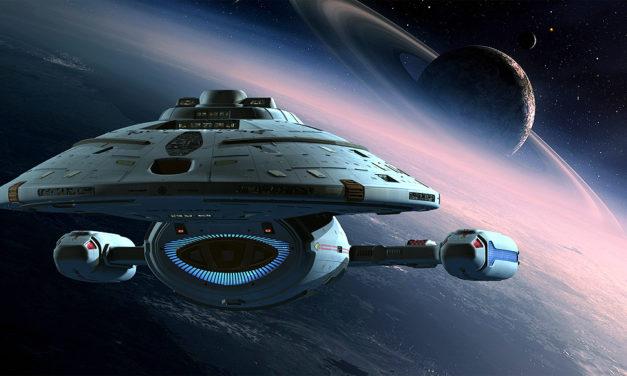 Star Trek Voyager completa 23 anos de vida