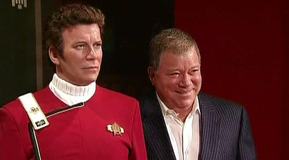 Shatner sugere trazer Kirk de volta em CGI
