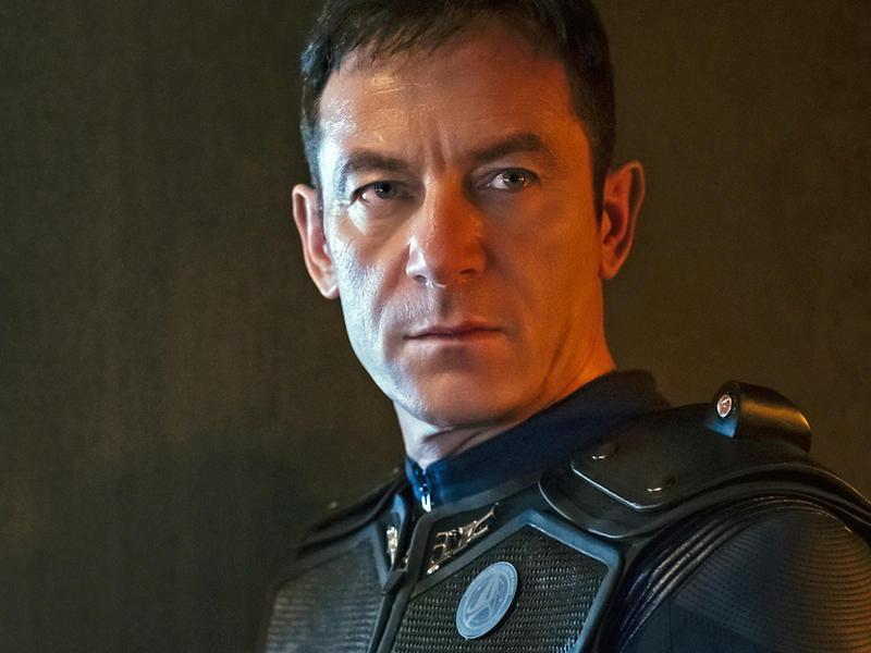Últimas impressões de Jason Isaacs sobre o capitão Lorca