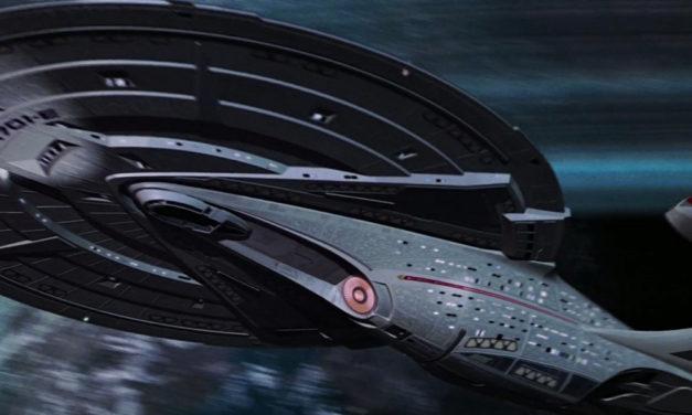 Eaglemoss lança USS Enterprise-E tamanho grande no Brasil