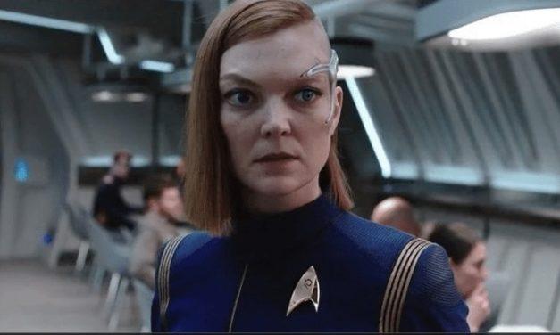 Emily Coutts fala do personagem Detmer em Discovery