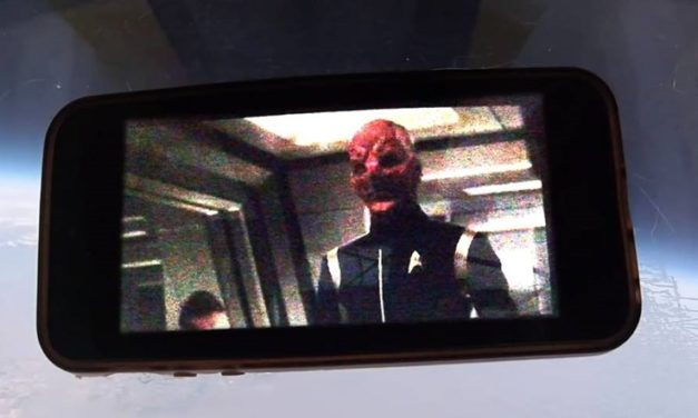 Netflix envia Star Trek: Discovery ao espaço