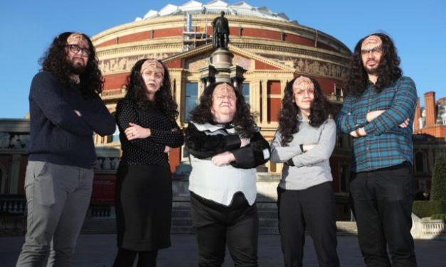 Ingressos para concerto Star Trek no Royal Albert Hall