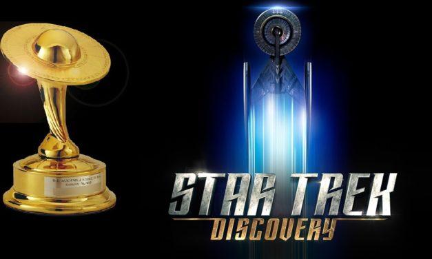Discovery indicado a 5 prêmios para o Saturn Awards