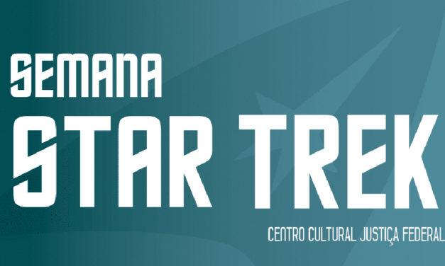 Com virada de Star Trek na madrugada, Rio tem evento em abril