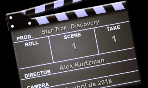 Star Trek Discovery inicia gravações hoje