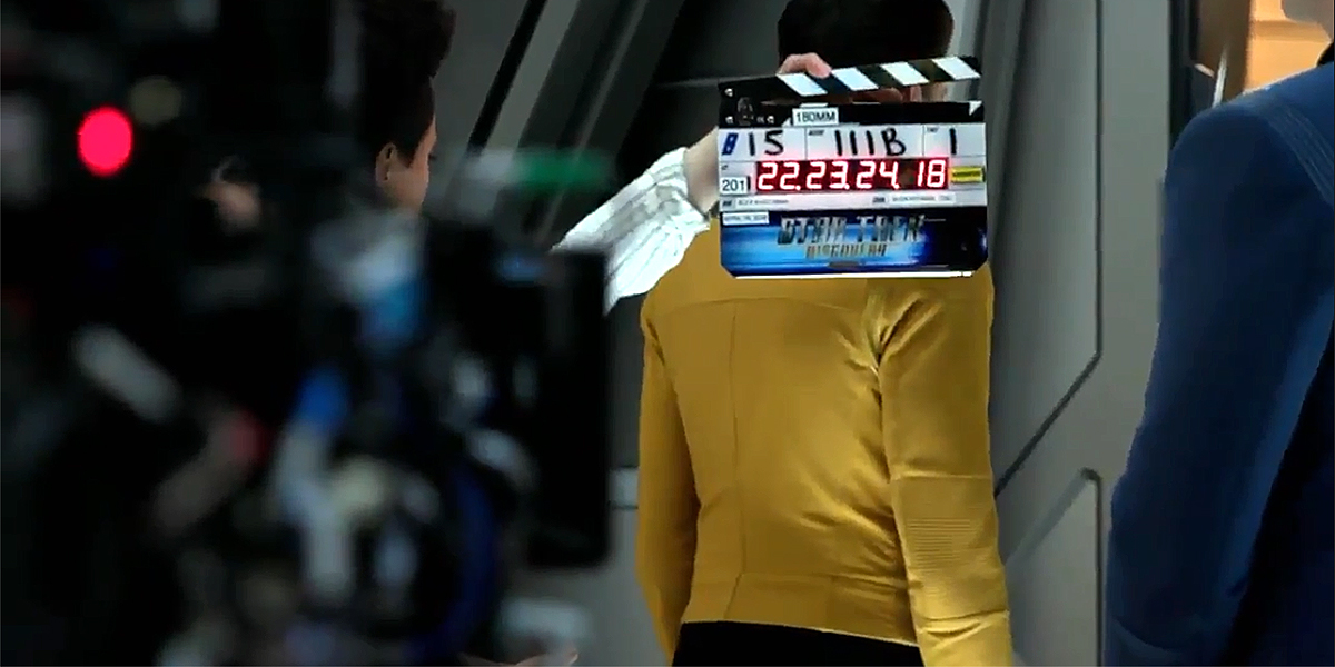 Discovery: confira as primeiras imagens da nova temporada!