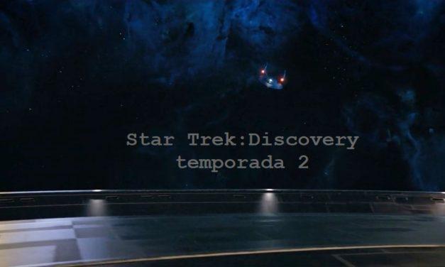 As mais recentes notícias sobre Star Trek Discovery