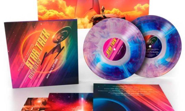 Detalhes sobre trilha sonora de Discovery em Vinil