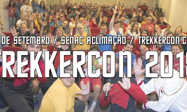 Trekkercon 2018 será em setembro, com Século 23 como tema
