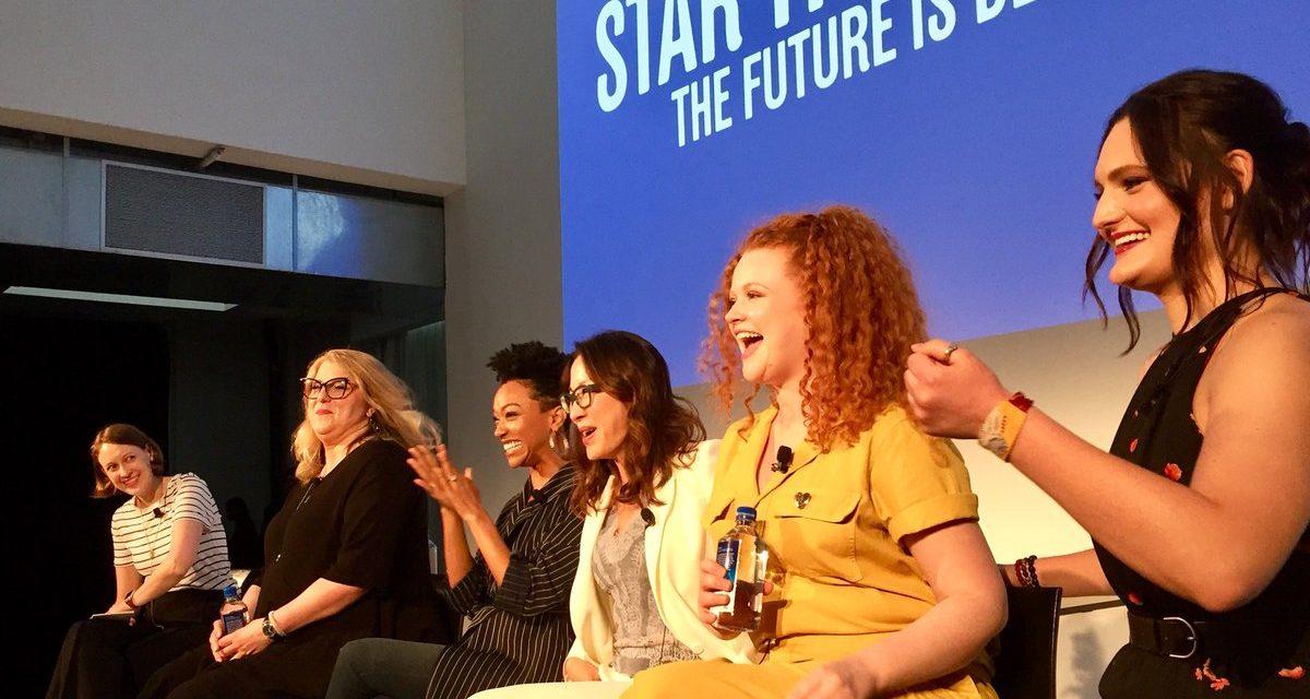 Star Trek Discovery mostra sua força feminina