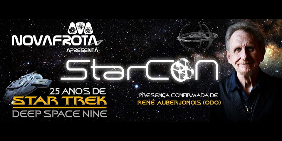 StarCon: garanta já sua foto exclusiva e autógrafo de René Auberjonois