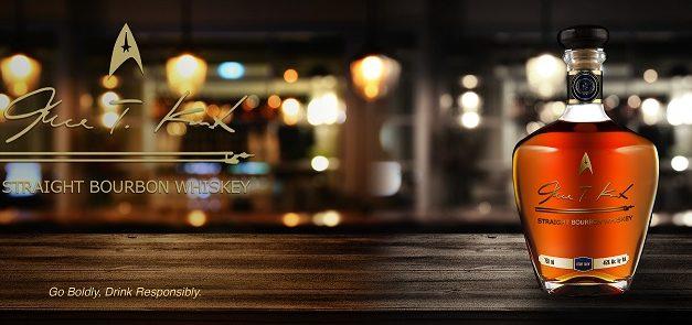 Whisky Bourbon James T. Kirk