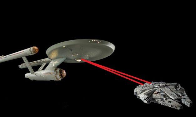 Rumor: Universal Studios planejaria parque temático de Star Trek