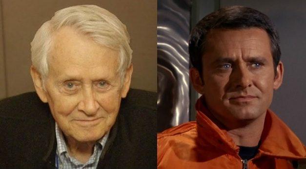 Morreu Roger Perry, Capitão John Christopher da série original