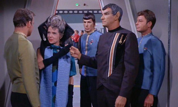 Discovery irá explorar a família de Spock