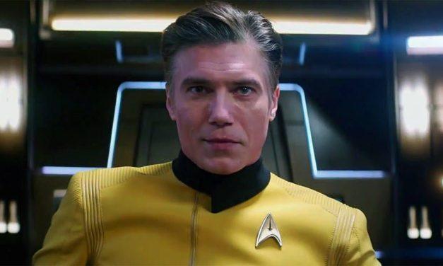 Anson Mount diz que Capitão Pike terá profundidade