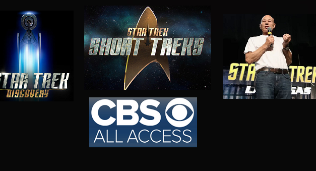 CBS quer Star Trek durante todo o ano no All Access